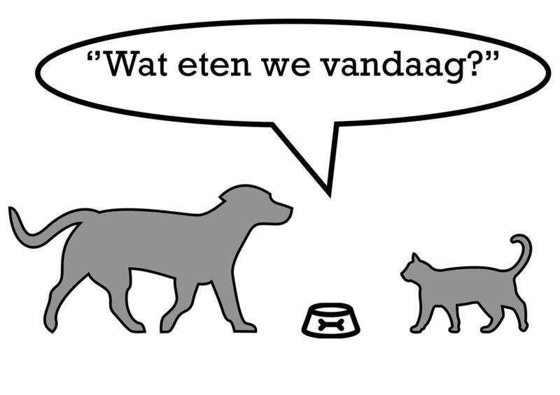 Barf & Vlees voor hond en kat - Floris vlees