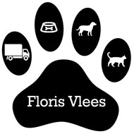 Barf & Vlees voor hond en kat - Floris vlees logo