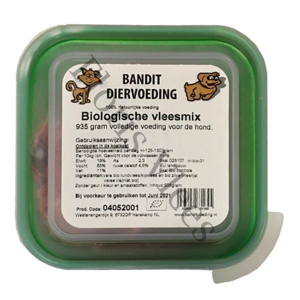 Bandit Rund Mix 12x 480 gram bio