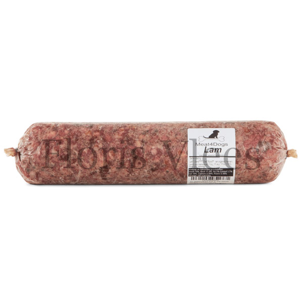 Meat4Dogs Lam mix 10x 1 kilo