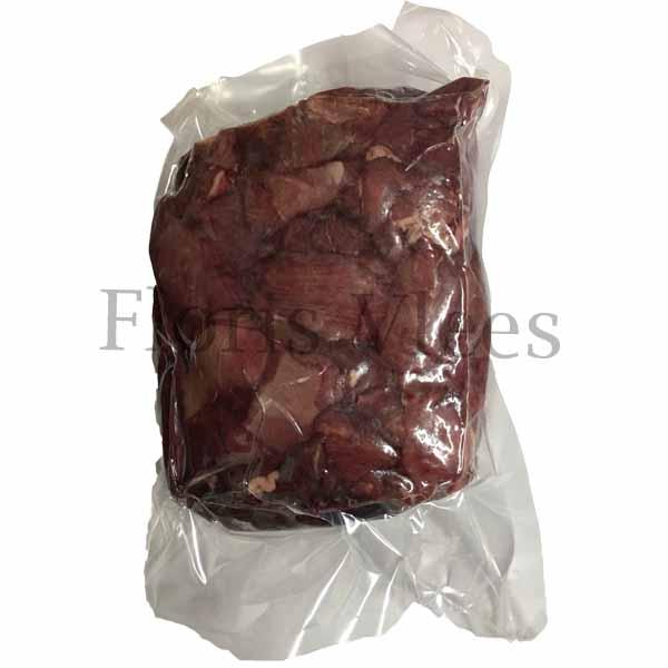 Hertenvlees snippers 10x 1 kilo *Aanbieding*