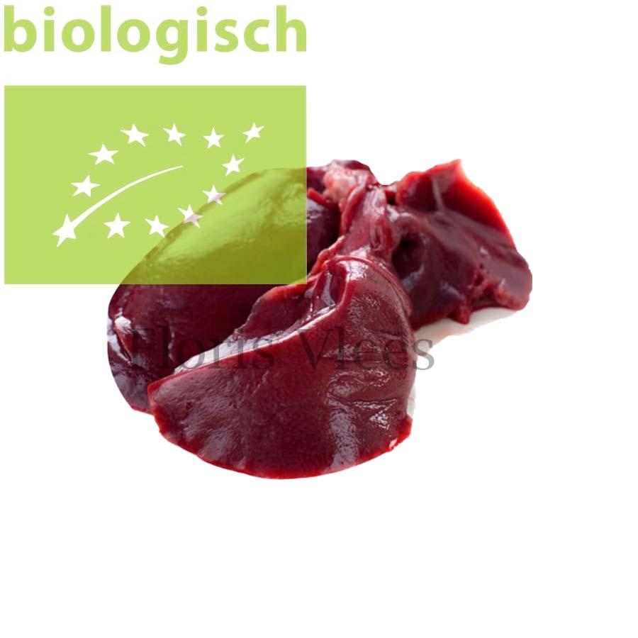 Biologische kippenlevertjes ca. 1 kilo
